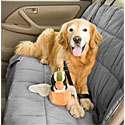Duragear Quilted Rear Seat Cover