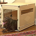 Herzhers Wicker Dog Crates