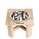 Outdoor Single Dog Feeder