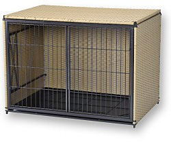 Wicker Dog Crates | 10% Off | Wicker Dog Crates - Wicker Dog Beds